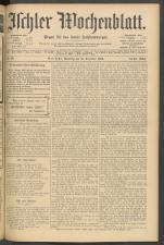 Ischler Wochenblatt 19041231 Seite: 1