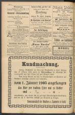 Ischler Wochenblatt 19041231 Seite: 6