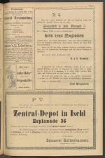 Ischler Wochenblatt 19050108 Seite: 7