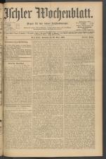 Ischler Wochenblatt 19050325 Seite: 1