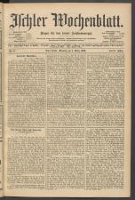 Ischler Wochenblatt 19060304 Seite: 1