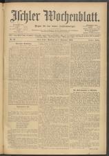 Ischler Wochenblatt 19060908 Seite: 1