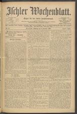 Ischler Wochenblatt 19061202 Seite: 1