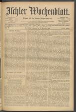 Ischler Wochenblatt 19061216 Seite: 1