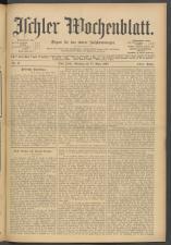 Ischler Wochenblatt 19070317 Seite: 1