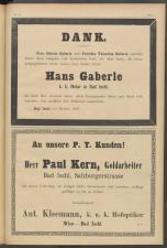 Ischler Wochenblatt 19071103 Seite: 9
