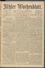Ischler Wochenblatt 19080202 Seite: 1