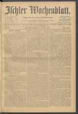 Ischler Wochenblatt 19080412 Seite: 1