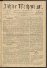 Ischler Wochenblatt 19080906 Seite: 1