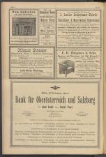 Ischler Wochenblatt 19110820 Seite: 8