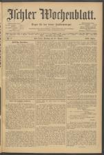 Ischler Wochenblatt 19120121 Seite: 1