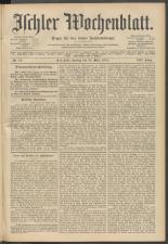 Ischler Wochenblatt 19120324 Seite: 1