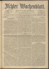 Ischler Wochenblatt 19121124 Seite: 1