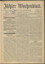 Ischler Wochenblatt 19140201 Seite: 1