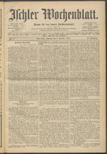 Ischler Wochenblatt 19140208 Seite: 1