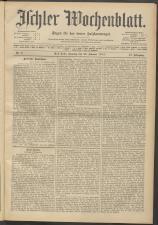 Ischler Wochenblatt 19140222 Seite: 1