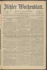 Ischler Wochenblatt 19150228 Seite: 1