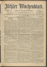 Ischler Wochenblatt 19150620 Seite: 1