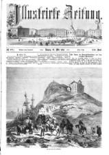 Illustrirte Zeitung 18580522 Seite: 1