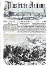 Illustrirte Zeitung 18580612 Seite: 1
