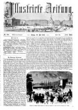 Illustrirte Zeitung 18580710 Seite: 1