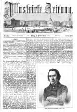 Illustrirte Zeitung 18581204 Seite: 1
