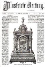 Illustrirte Zeitung 18581225 Seite: 1