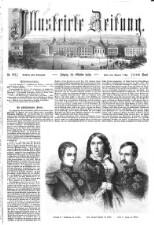 Illustrirte Zeitung 18591022 Seite: 1