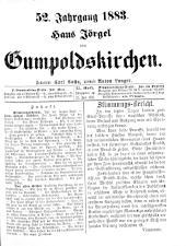 Jörgel Briefe 18830623 Seite: 1