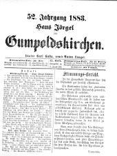 Jörgel Briefe 18830811 Seite: 1