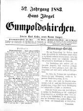 Jörgel Briefe 18830818 Seite: 1