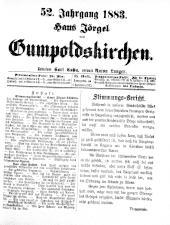 Jörgel Briefe 18830901 Seite: 1