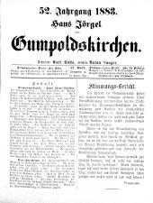 Jörgel Briefe 18831020 Seite: 1