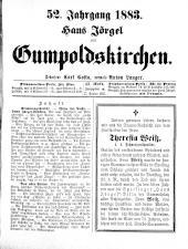 Jörgel Briefe 18831027 Seite: 1