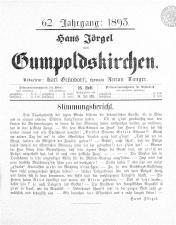 Jörgel Briefe 18930624 Seite: 1