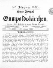 Jörgel Briefe 18930715 Seite: 1