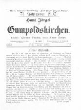 Jörgel Briefe