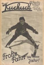 Der Kuckuck 19291229 Seite: 1
