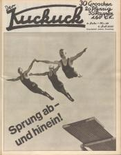 Der Kuckuck 19300706 Seite: 1