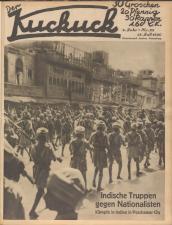Der Kuckuck 19300713 Seite: 1