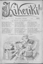 Kikeriki 18930101 Seite: 1