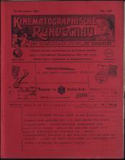Kinematographische Rundschau