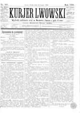 Kuryer Lwowski (Lemberger Courier)
