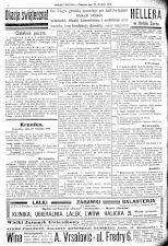 Kuryer Lwowski (Lemberger Courier) 19101222 Seite: 4