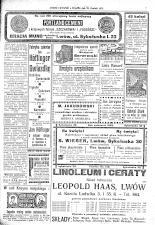 Kuryer Lwowski (Lemberger Courier) 19101222 Seite: 7