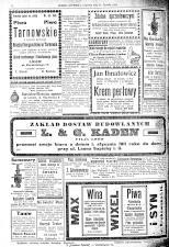 Kuryer Lwowski (Lemberger Courier) 19101222 Seite: 8