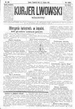 Kuryer Lwowski (Lemberger Courier) 19101222 Seite: 9