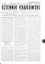 Krakauer Tagblatt