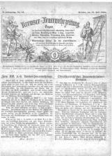 Kremser Feuerwehr-Zeitung