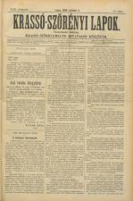 Krasso-Szörenyi lapok
